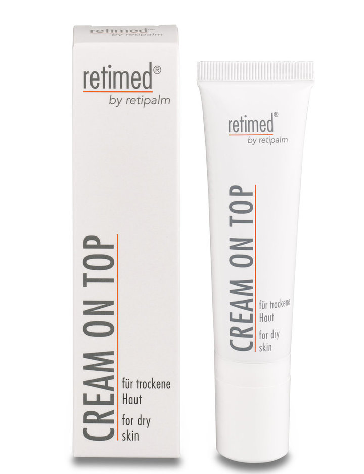 Retimed Cream On Top, 30 ml.