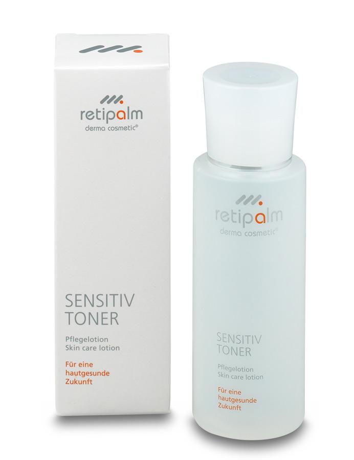 Sensitiv Toner, 140 ml