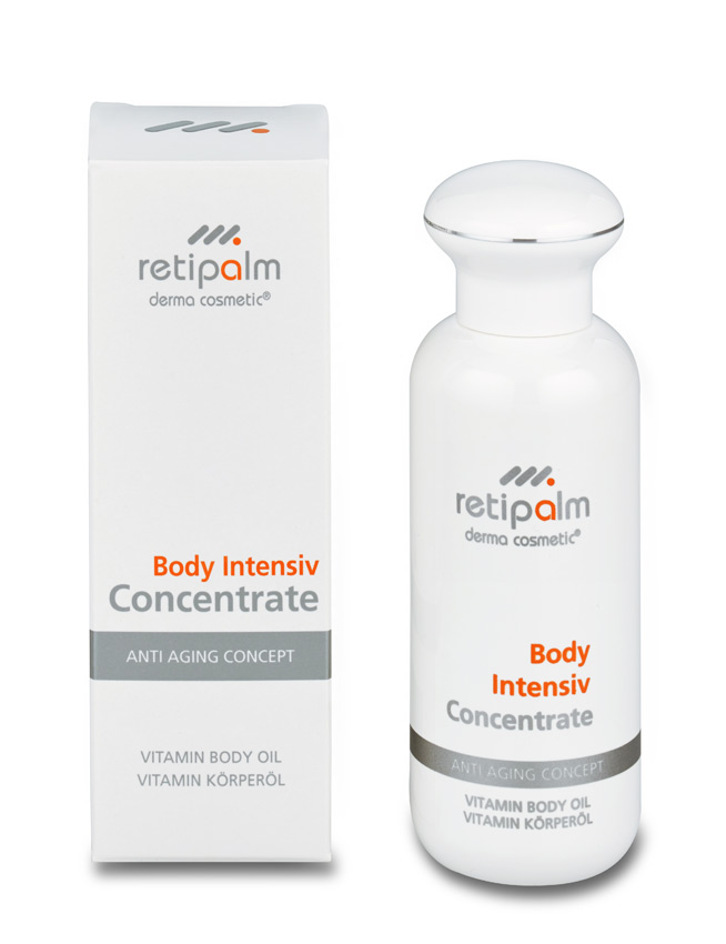 Body Intensiv Concentrate, 150ml.