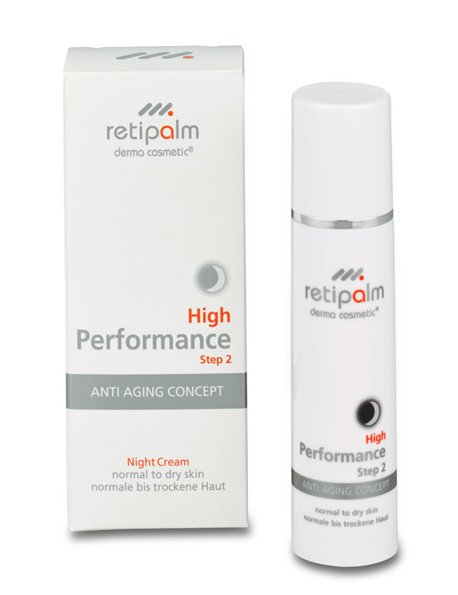 Night Cream Dry Skin High Performance