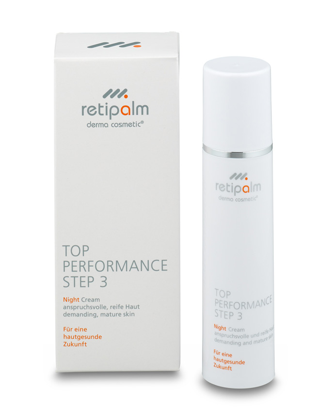Night Cream Top Performance, 50ml.