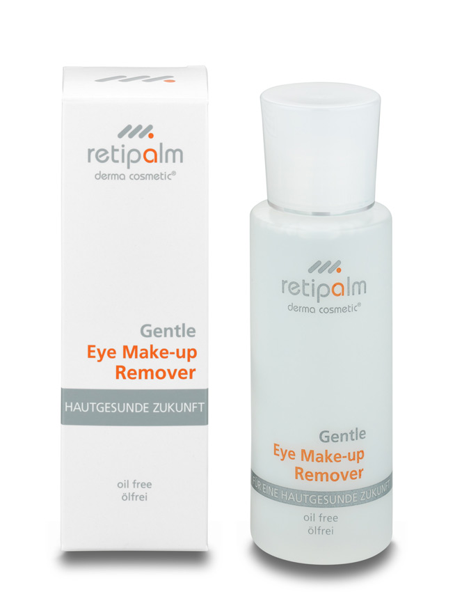 Gentle Eye Make-up Remover, 140 ml.