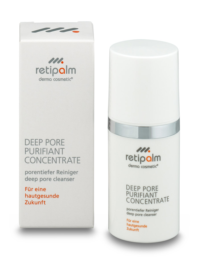 Deep Pore Purifiant Concentrate, 30 ml.
