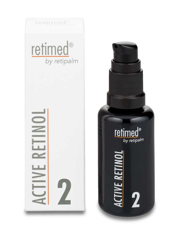 Retimed Active Retinol 2, 20 ml.