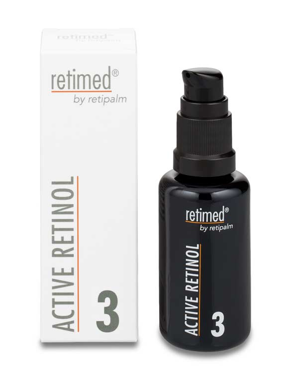 Retimed Active Retinol 3, 20 ml.